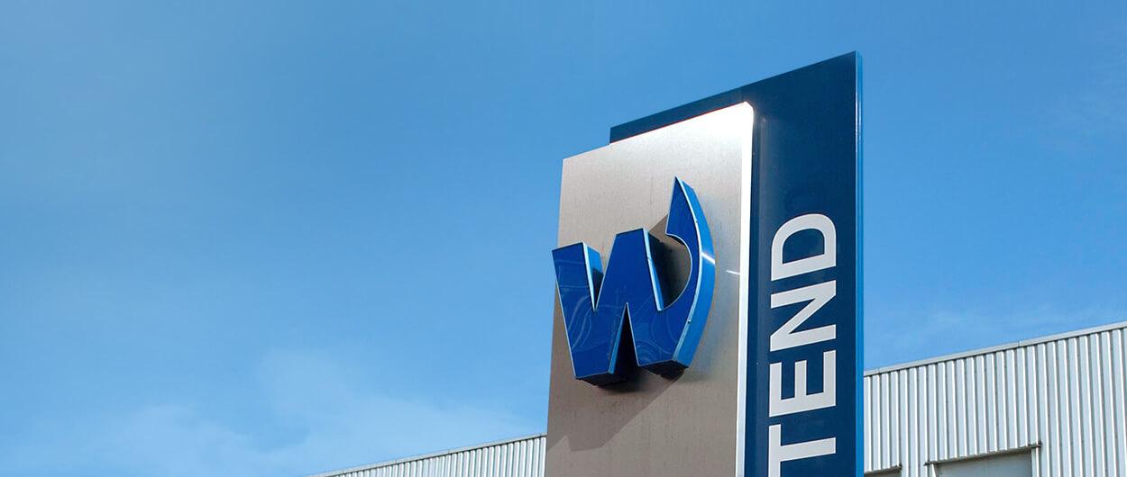 WKS-Gruppe-Druckholding-Druckerei-Header-Westend-Druckereibetriebe-Schild
