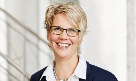 WKS Gruppe – Mitarbeiterin – Petra Bauer