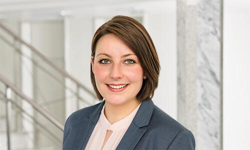 WKS Gruppe – Mitarbeiterin – Vanessa Buergy