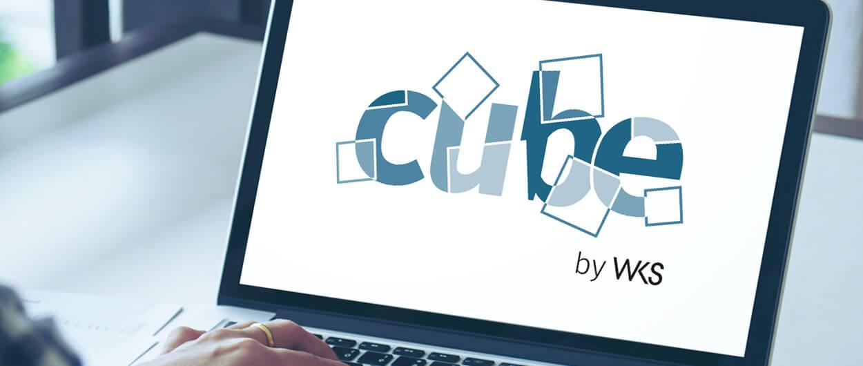 WKS Marketingportal cube
