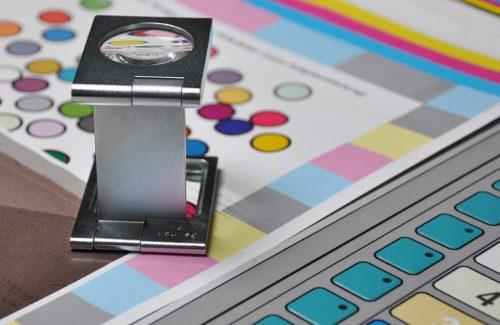 WKS-Gruppe-Druckholding-Druckereibetriebe-Impression aus dem Qualitätscheck